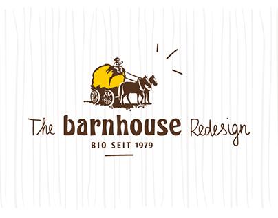 Redesign Barnhouse Naturprodukte