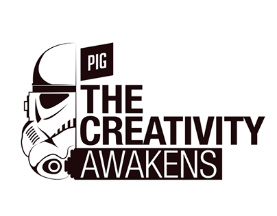 The Creativity Awakens by: PIG