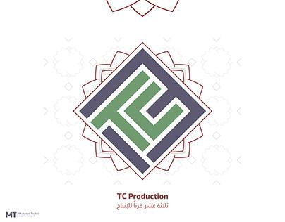 13 Production Logo & Visual Identity