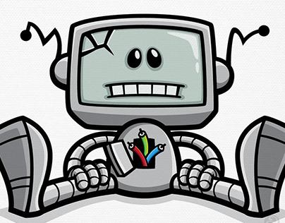 Logo Design Broken Robot Productions