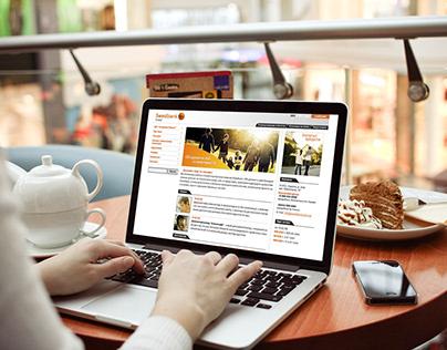 Сайт «Swedbank»