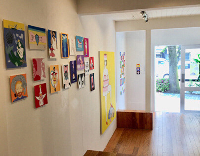 -Exhibition- 百絵展 HAPPY(birth)DAY