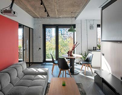VIIHRUSCH - Apartment Interior