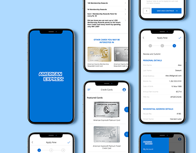American Express   Banking App Case Study