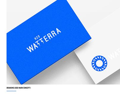 Watterra Energy - Hydro Electric Branding