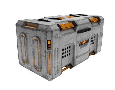 Game asset modeling (Blender to Unity & Source Engine)