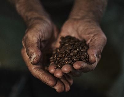 The pleasure of coffe
