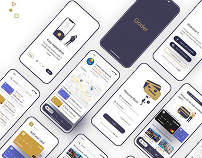 Goder financial App