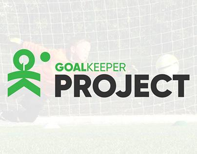 GoalKeeper Project Logo & Animation