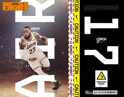 Nike || Lebron XVII - Artwalk e Magic Feet