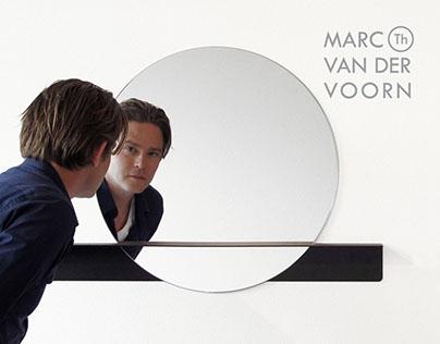 Slide Mirror for DeKnudt