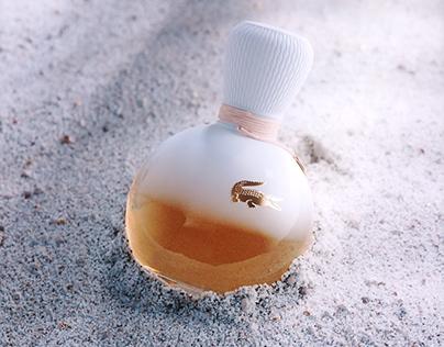 Eau de Lacoste | 3D Perfume CGI