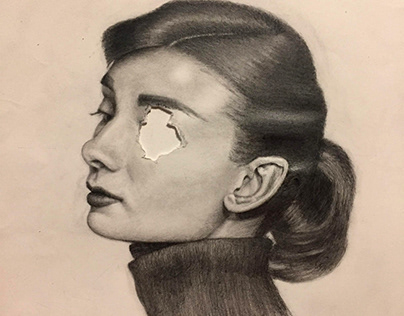 Self Isolation - Starring Audrey Hepburn