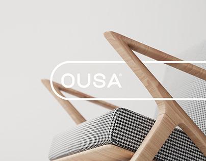 Ousa - Branding & Online store