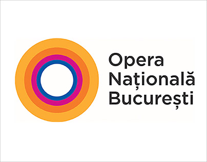 New Visual Identity for Bucharest National Opera
