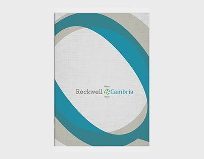 Cambria & Rockwell Typeface Comparison