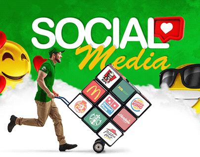 Social Media Posts For Move App