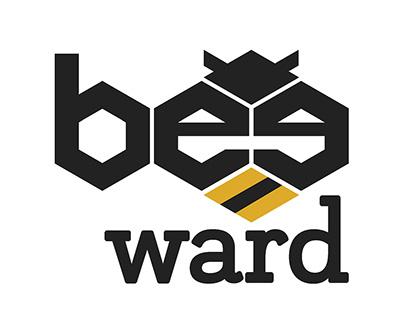 Diseño de logotipo Bee Ward