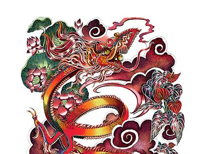 Reimagined (12 Vietnamese Zodiacs)
