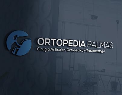 Ortopedia Palmas Branding