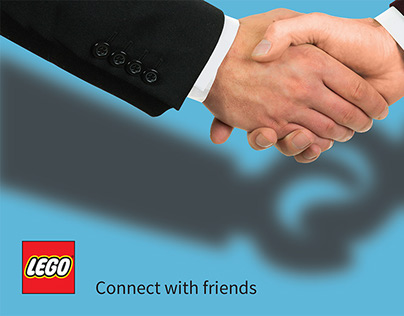 Lego Campaign for adults