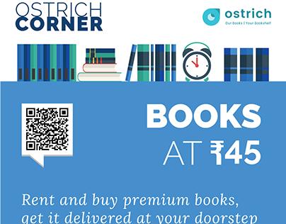 Ostrich Corner event by Ostrich Books