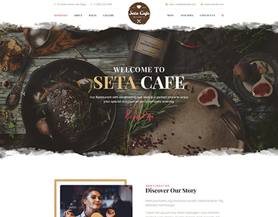 Seta Cafe - Restaurant&Cafe