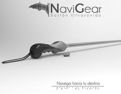ultrasonic walking stick