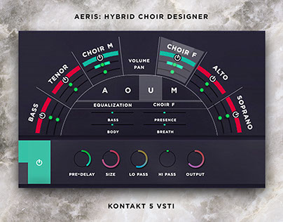 Aeris: Hybrid Choir Designer