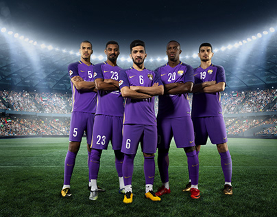 Al Ain Football team