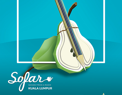 Sofar Sounds Poster
