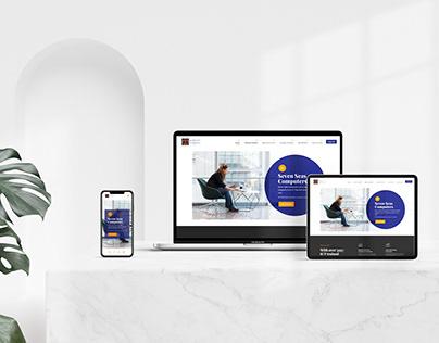 Seven Seas Website Design