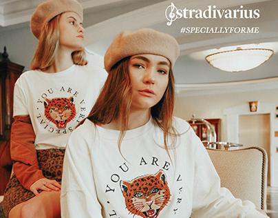 Stradivarius Advertisement Campaign