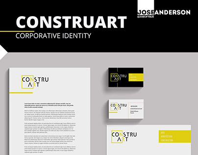 Corporative Identity | CONSTRUART