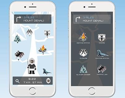Wace - Eskimo Navigation App