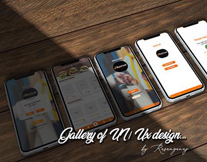 GALLERY OF UI UX DESIGN