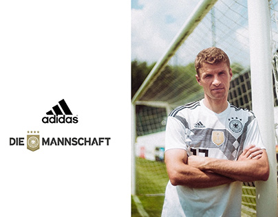 DFB X ADIDAS / The German National Football Team
