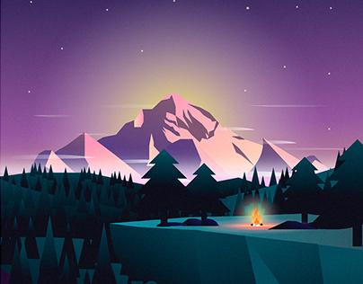 Illustrations — Travels
