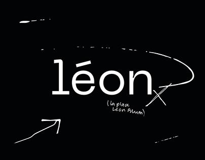 Léon - Editoral Design