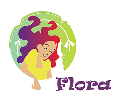 2018_Flora Logo Design