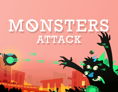 Monsters Attack!!!