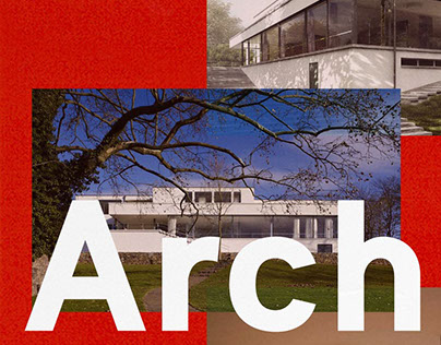 "Villa Tugendhat – ""Arch."" 2016"