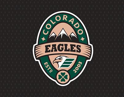 Colorado Eagles: Pot of Gold