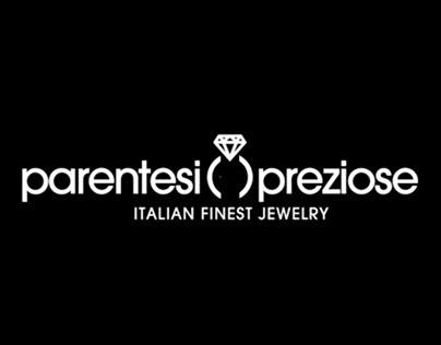 Jewelry logo / label design