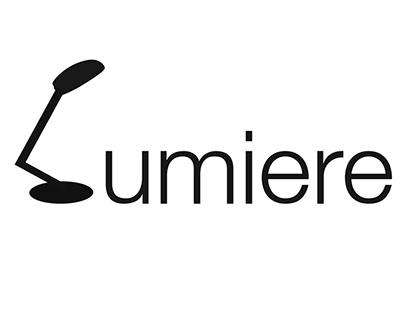 Luminária Lumiere Design Mackenzie disciplina Projeto 3