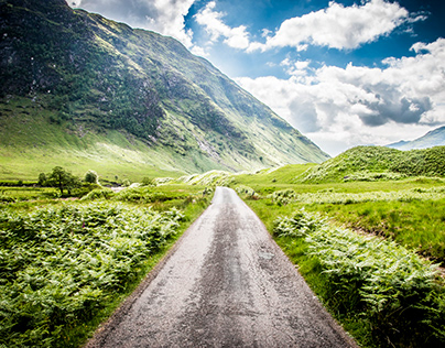 Scotland Road Trip 2018