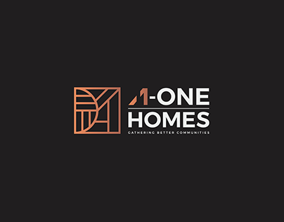 A-ONE HOMES Branding
