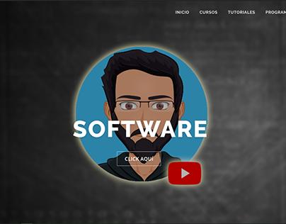 Tutoriales y Programacion | Sitio Web