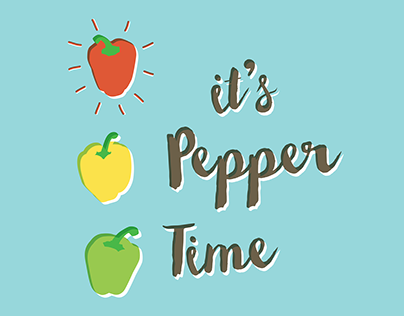 It's Pepper time!