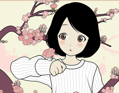 Let A Hundred Sakuras Bloom